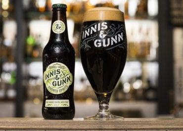 Innis & Gunn Barrel Aged Irish Whiskey Stout – Kindred Spirits släpps på Systembolaget