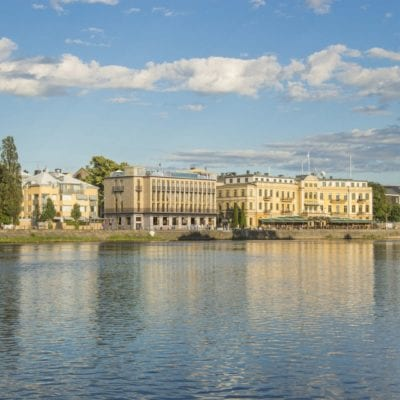 Stadshotellet i Karlstad får spa med pool och bar på taket
