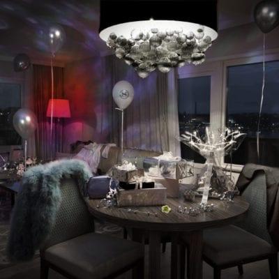 Sheraton Stockholms nyrenoverade hotellrum blir toppmodeller