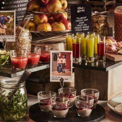 Lokalt och nära i fokus för Best Western Hotels & Resorts nya frukostsatsning
