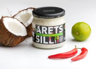 Karibiska smaker i Årets Sill 2019