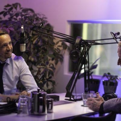 "Clarion Hotel Sign lanserar podcasten '""Life at Sign"""