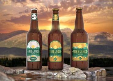 Norrlager - Nyhet i ölsortimentet hos VASA Bryggeri