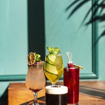 Scandic gör hållbara cocktails av matsvinn från hotellfrukosten