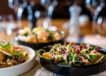 Nordic Choice Hotels lanserar hälsosam och klimatsmart meny