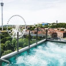 Upper House Spa vinnare i World Luxury Spa Awards 2019