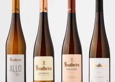 NYHET - Soalheiro ny producent hos Ward Wines