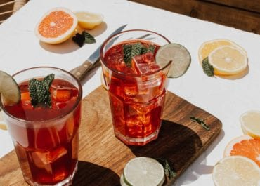Alkoholfria och barnvänliga alternativ till kräftorna