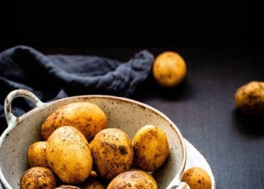 Potatis har huvudrollen i tävlingsuppgift nummer två