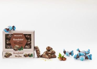 Delicato och Nöt-Crème ingår samarbete och lanserar härliga godsaker!