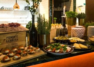NOFO Wine bar presenterar Aperitivo-lördagar