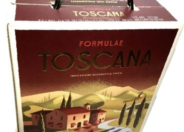 Formulae Toscana - Ett vin som passar till det varma på julbordet