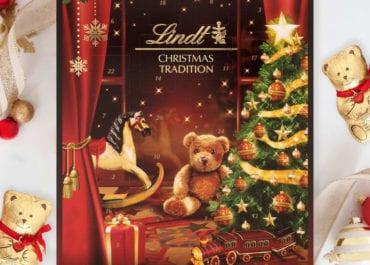 Underbar chokladkalender att unna sig