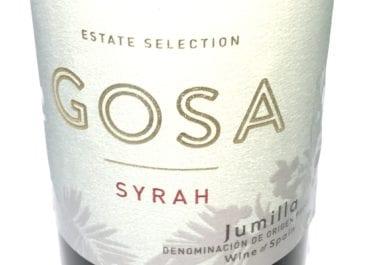 Gosa Syrah - Ett vin med stor handpåläggning från en av Spaniens främsta producenter.