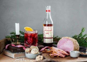 Julcognac – fyllig och elegant med toner av brynt smör och fudge.