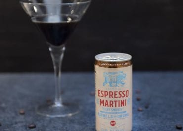 Barrels and Drums Espresso Martini