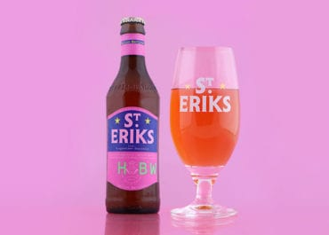 S:t Eriks Bryggeri gör sur öl med fula hallon