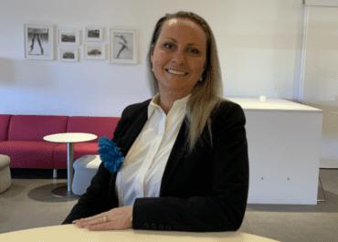 Anna Wall växlar upp till hotelldirektör på Quality Hotel Park Södertälje