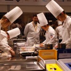 Storslam när svenska kockar tävlade i Culinary Olympics