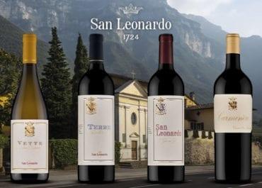 Tenuta San Leonardo - ny producent hos Ward Wines