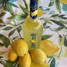 """""""Om livet ger dig citroner, gör limoncello"""""""
