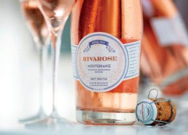 Rivarose - bubblande rosé från Medelhavet!