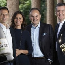 """Ferrari Trento har utsetts till """"Italy's strongest wine brand"""""""
