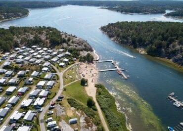 Europatoppen och bäst i Sverige - Daftö Resort är en Superplatz