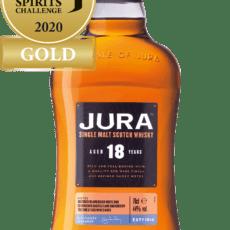 Rökiga maltwhiskyn Jura lovordas i brittisk blindprovning