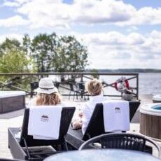 Premiär för Vardagsweekend på Rånäs Slott!