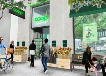 Coop Hagastaden – Stockholms mest innovativa matbutik