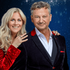 Upplev Exclusive Dinner Show – En stilla jul med Anders Ekborg och gäst Gunilla Backman på Elite Hotels