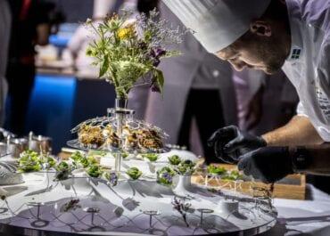 Tävlingsdagen i Bocuse d'Or Europe i Tallin en succé