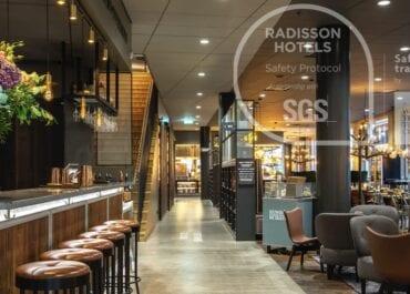 Radisson Blu Hotel, Metropol är certifierade enligt Radisson Safety Protocol