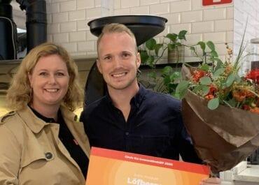 Circle K prisar Löfbergs för årets produkt