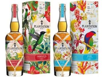 Färgsprakande nyhet från  Plantations paradisöar