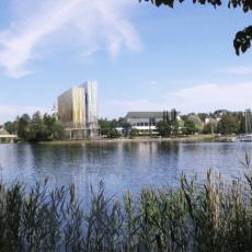 Hernö Gin bygger destinations- och upplevelsehotell i Härnösand