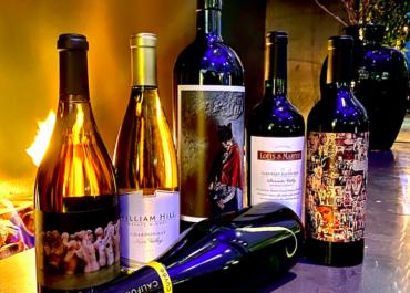 Sankt Jörgen Park en av 250 utvalda restauranger i Europa som arrangerar California Wine Weeks