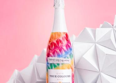 Bea Szenfeld designar vinterns specialutgåva av True Colous Cava
