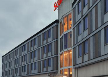 Scandic Arlandastad slår upp dörrarna