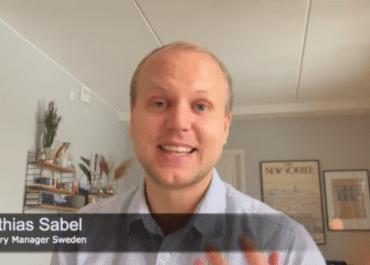 Mathias Sabel om succén i Sverige med plattformen -   Digital Guest