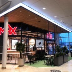 MAX öppnar nytt i Kupolen, Borlänge