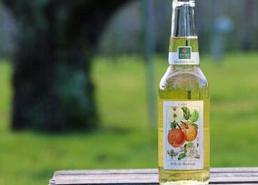 Sortrent ciderhantverk på Sveriges bästa cideräpple