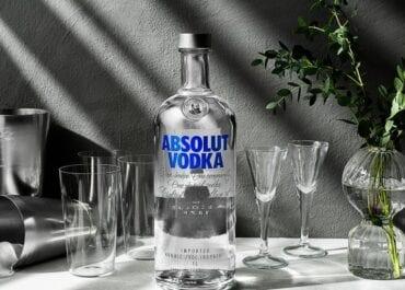 Absolut Vodka – Friskt vågat, hälften återvunnet