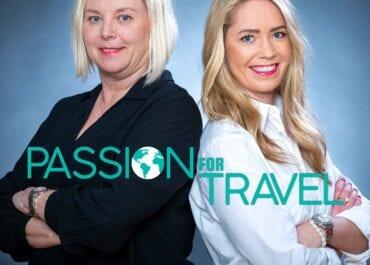 Passion for Travel - en podcast för dig som har ett stort och passionerat intresse för resor.