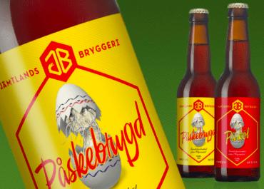 Årets påsköl från Jämtlands Bryggeri