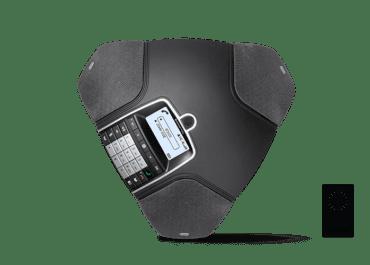 Världens enda mobila konferenstelefon i ny version