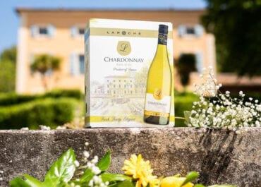 L Chardonnay från Laroche - äntligen på box!