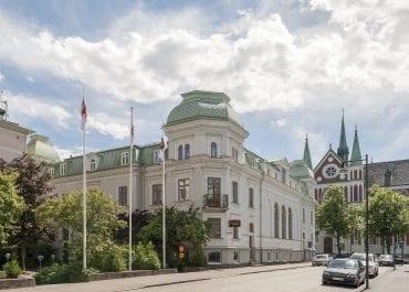 Clarion Collection Hotel Victoria bygger ut och renoverar