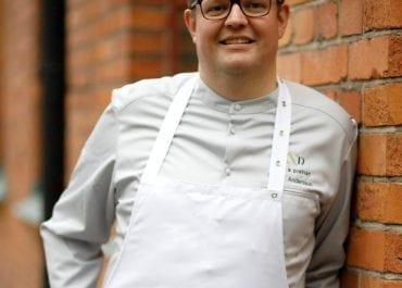 Compass Group förstärker sitt Culinary Team – rekryterar tidigare landslagskocken Fredrik Andersson